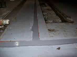 Sealed expansion joint