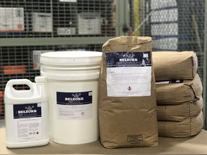 Belzona 7211 Packaging – 124 kg unit size